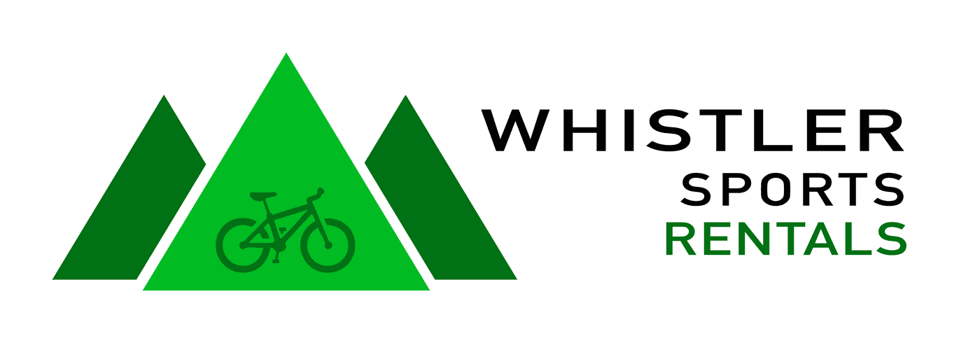 Whistler Sports Rentals colour logo