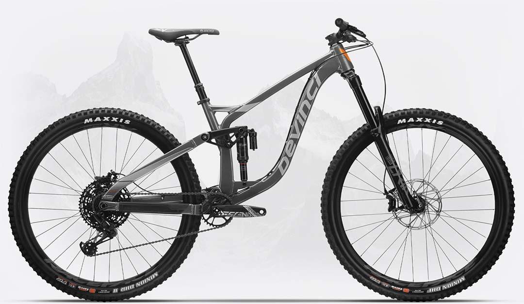 whistler enduro rental bike