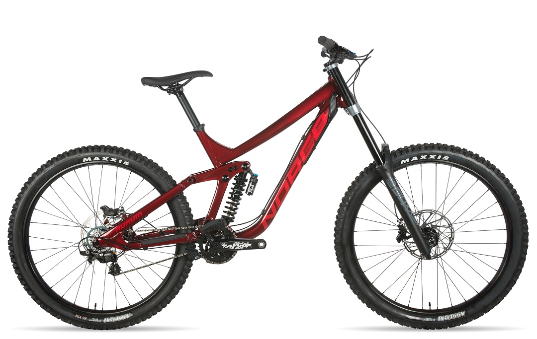 Standard whistler DH rental bike