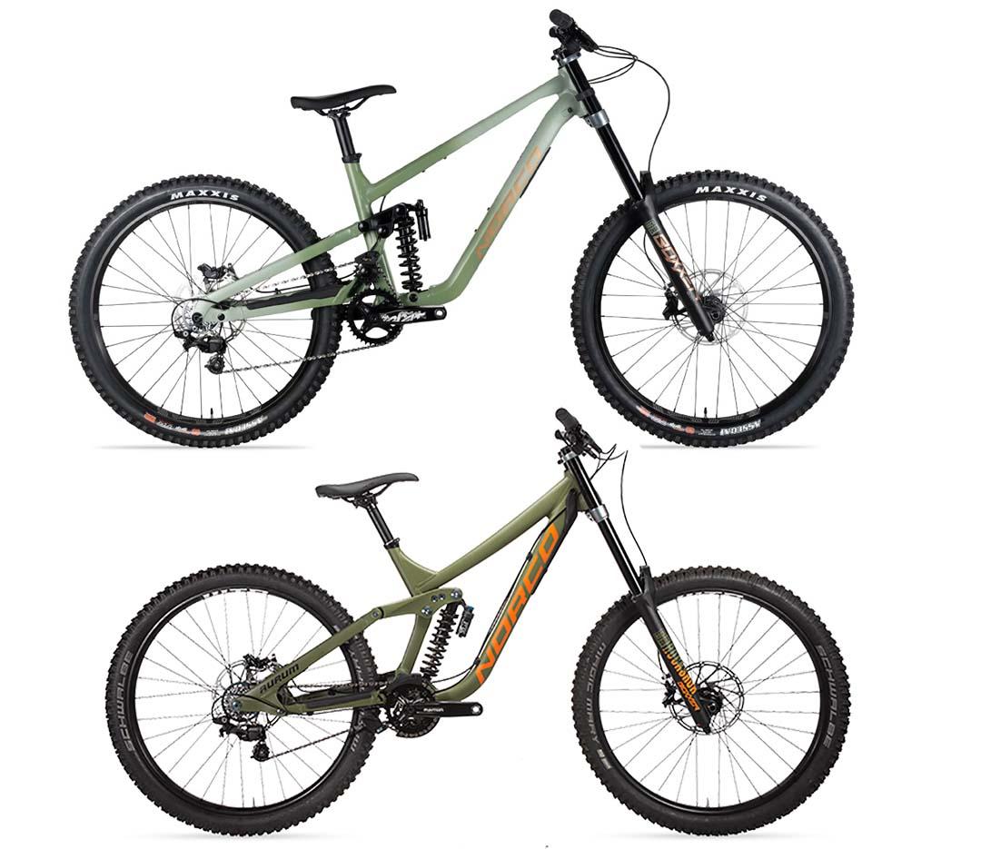 2 Performance Rental Bikes in Whistler
